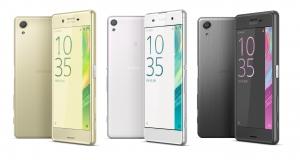 Sony презентували лінійку флагманських смартфонів Xperia X