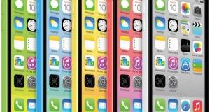 Apple снимает с производства пластиковый iPhone 5C