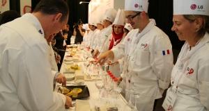 Победители конкурса кулинаров-аматоров LG Home Chef Championship