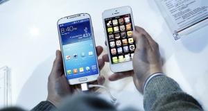 Apple обошла Samsung по продажам имея лишь два смартфона