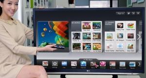 Функции распознавания жестов и речи LG Smart TV наградили