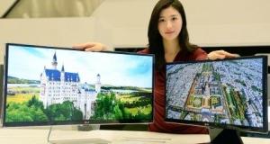 Новый монитор LG UltraWide на 34 дюйма