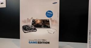 Samsung GamePad станет частью комплекта Galaxy Tab 3 Game Edition
