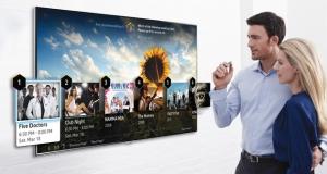 Samsung: в 2014 управляем видео на Smart TV по-новому
