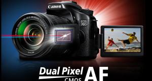 «Двойной пиксель» CMOS AF: что делает зеркальные фотоаппараты Canon особенными