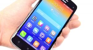 Смартфон Lenovo Vibe X: ультратонкий и очень стильный