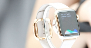 Apple Watch появился на обложке журнала Vogue China