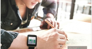 LG G Watch на Android Wear