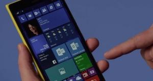 Пробная версия Windows 10 для телефонов уже доступна