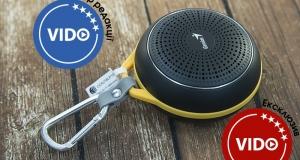 Огляд портативної Bluetooth-колонки Genius SP-906BT: не для слабаків!