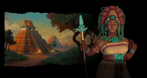 Civilization VI – New Frontier Pass: Lady Six Sky – правителька народу майя