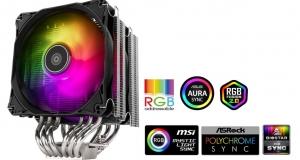 Поповнення асортименту SilverStone: процесорне охолодження Hydrogon D120 ARGB