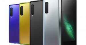 Samsung представляє нову категорію смартфонів – Galaxy Fold