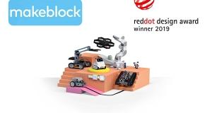 Makeblock отримує нагороди Red Dot Design Award 2019 за розробки у сфері STEAM освіти