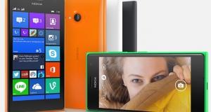 Представлены Селфисмартфоны Microsoft Lumia 730 и Lumia 735