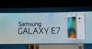 Samsung Galaxy E7 появляется в Китае по цене $335