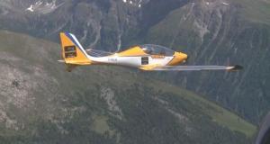 Elektra One Solar – первый самолет на солнечной энергии, пересекший Альпы в обоих направления
