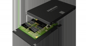 Samsung представил новую линейку SSD 850 EVO c 3-битными чипами флеш-памяти V-NAND