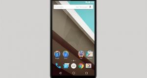 Известны новые детали интерфейса и характеристик Motorola Nexus 6