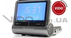 Обзор Medisana CardioCompact: дневник здоровья