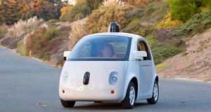 Google представила первый построенный с нуля автопилотный автомобиль