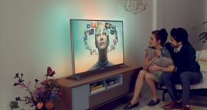 Умные телевизоры Philips на Android поступают в продажу в Украине