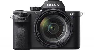 Полнокадровая камера Sony Alpha 7s II с записью видео в 4К