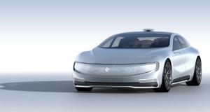 Все, що відомо про найбільшого конкурента Tesla - LeEco
