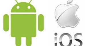 Android и iOS занимают 96.3% рынка смартфонов