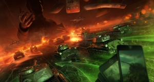Сегодня World of Tanks Generals вышла в релиз