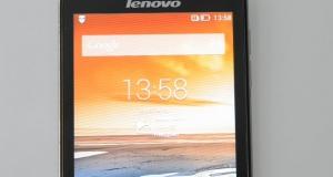 Видеообзор смартфона Lenovo IdeaPhone S650: мини Vibe X