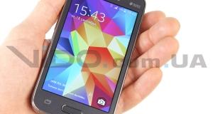 Обзор смартфона Samsung Galaxy Ace 4 Lite: ежегодное обновление