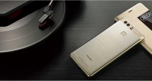 Huawei P9 дебютирует с двойной камерой
