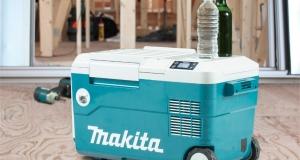 Новий бездротовий термобокс Makita DCW180Z Cordless Cooler&Warmer Box