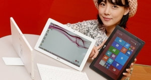 LG представила Tab Book Duo: легкий трансформер на Windows 8.1