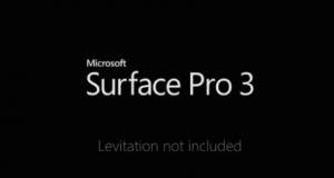 Характеристики и фичи Microsoft Surface Pro 3: все, что нужно знать