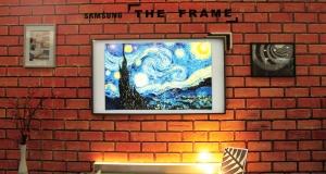 Samsung The Frame: оригінальне дизайнерське рішення для дому
