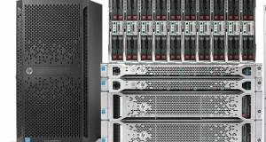 Прибавление в семействе: серверы HP ProLiant 9-го поколения