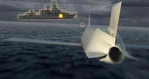 Истребители ВМС США будут оснащаться автономной противокорабельной ракетой