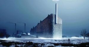 Завод будет выпускать огромные кольца пара, чтобы обратить внимание на загрязнение углекислым газом