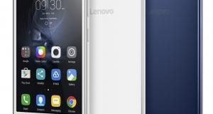 Lenovo представила смартфон Lenovo VIBE S1 Lite на выставке CES 2016