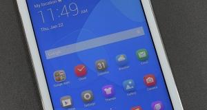 Обзор планшета Huawei MediaPad T1 8.0: антикризисное решение