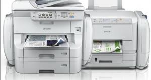 Принтеры Epson WorkForce Pro RIPS могут печатать до 75 000 страниц