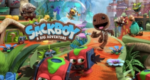 Огляд гри Sackboy: A Big Adventure на PlayStation 5!