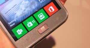 Samsung готовится к презентации нового Windows Phone - ATIV SE