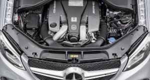 Mercedes-AMG откажется от использования 5.5 л двигателя V8 после следующего года