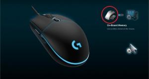 Новая мышь Logitech G Pro Gaming Mouse для турнирных игр
