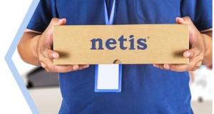 ERC – дистрибутор мережевого обладнання NETIS! Перша поставка вже на складі!