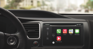 Apple CarPlay - iOS на приборной панели