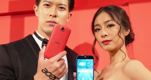 Liquid Jade S стал первым смартфоном Acer на 64-битном процессоре MediaTek